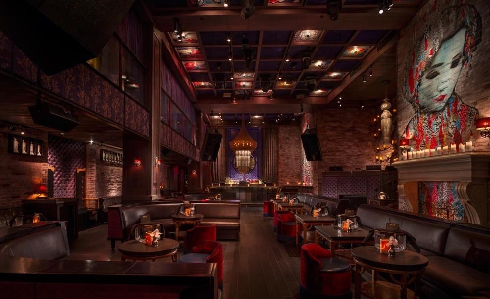 Chinese Restaurant And New York City