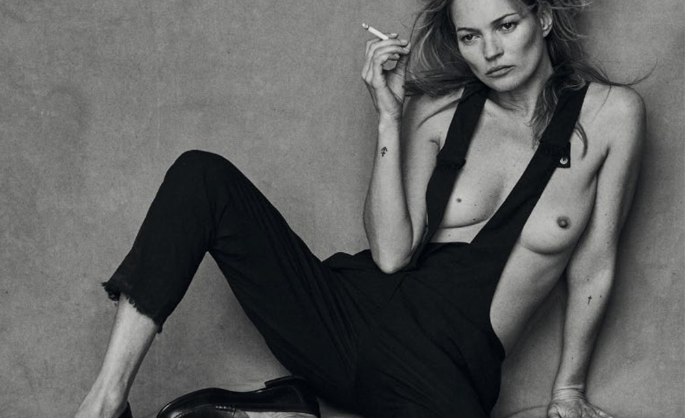 kate moss by peter lindbergh whale lifestyle