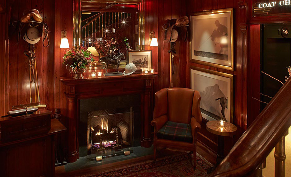 the polo bar ralph lauren s first nyc restaurant whale lifestyle. Black Bedroom Furniture Sets. Home Design Ideas