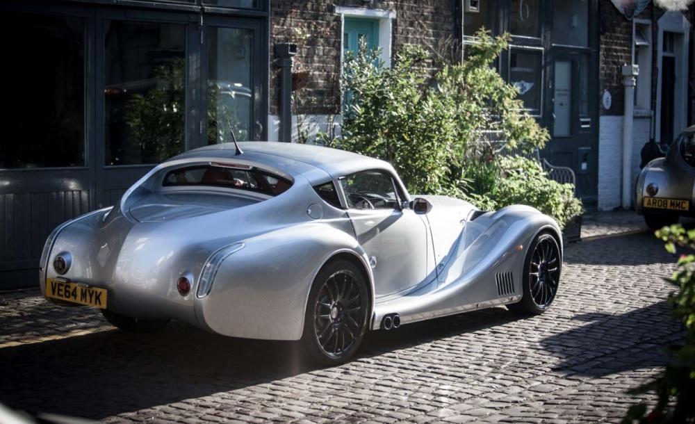 Morgan's Aero Coupe | Whale Lifestyle