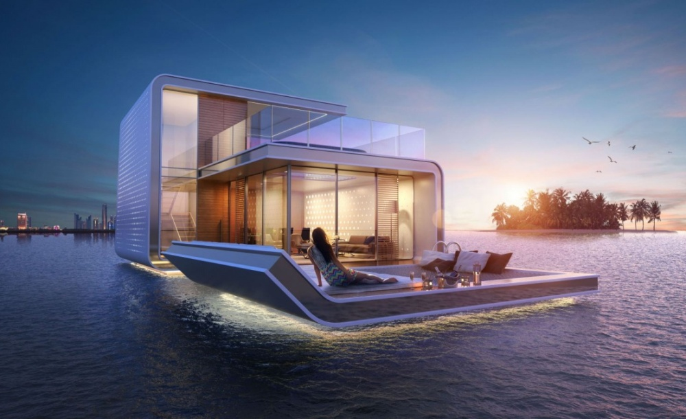 Dubai S Floating Private Islands Whale Lifestyle