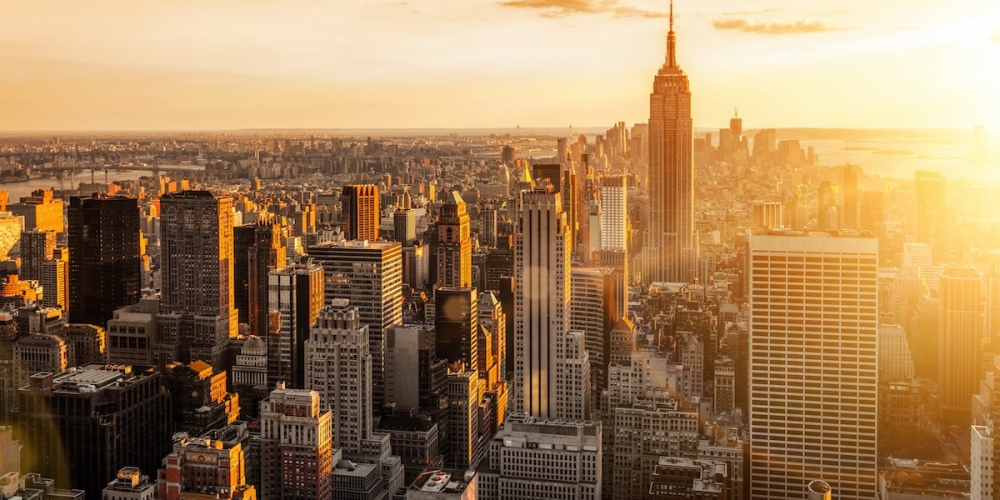 picture of new york landscape