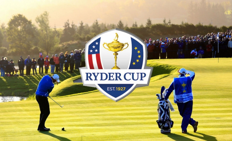ryder cup image from paris